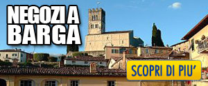 Shopping a Barga - Negozi a Barga